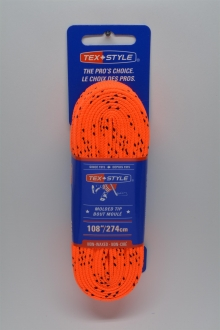 #1810MT Fluorescent Orange with Double Navy Tracer