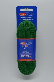 #1810MT Kelly Green with Double White Tracer